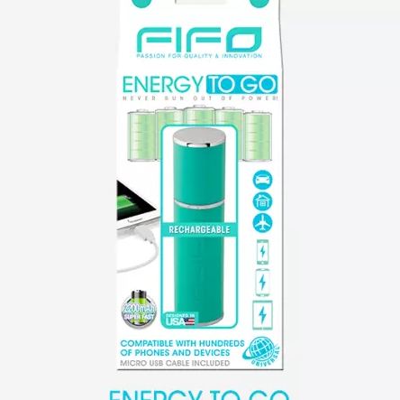 Energy To Go Power Bank