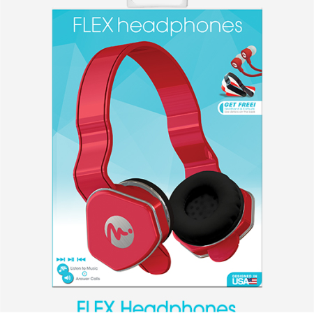 Flex Headphones