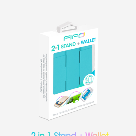 FIFO 2 in 1 Stand + Wallet
